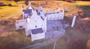 This Hidden Castle Near Nashville Will Make You Feel Like You're In A Fairy Tale