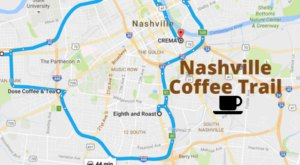 There's A Coffee Trail In Nashville And It's Everything You've Ever Dreamed Of