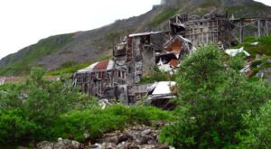 This Tour Through An Old Gold Mine In Alaska Will Take You Back In Time