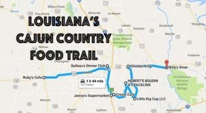 There's A Cajun Home Cooking Trail In Louisiana And It's Everything You've Ever Dreamed Of