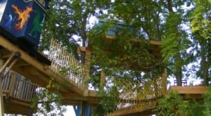 These Epic Treehouses In New York Will Make You Feel Like A Kid Again