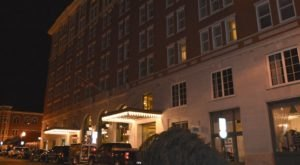 A Night At This Haunted Hotel In Iowa Is Positively Bone-Chilling