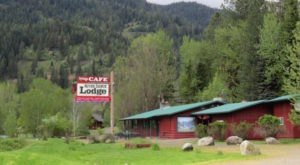 This Remote Restaurant In Idaho Will Take You A Million Miles Away From Everything