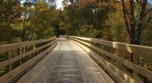 You'll Love These Scenic And Laid Back Rail Trails In Maine