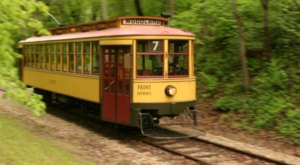 There's A Magical Trolley Ride In Minnesota That Most People Don't Know About