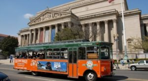There's A Magical Trolley Ride In Washington DC That Most People Don't Know About