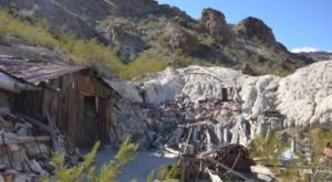This Trip Through An Old Gold Mine In Nevada Will Take You Back In Time