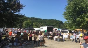 Everyone In Connecticut Should Visit This Epic Flea Market At Least Once