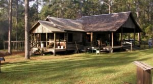 This Pioneer Settlement In Florida Will Remind You Of A Simpler Time