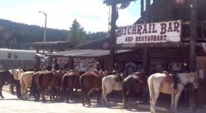 Hitchrail Bar & Restaurant Is Remotely Located In South Dakota But Still A Must-Visit