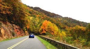 One Of The Most Scenic Drives In America Is Right Here In North Carolina