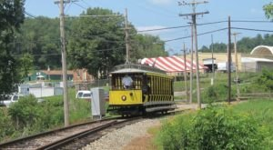 There's A Magical Trolley Ride Near Pittsburgh That Most People Don't Know About