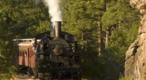 This Historic Train Ride Through South Dakota Will Take You Back In Time