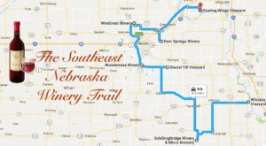 There's A Wine Trail In Nebraska And It's Everything You've Ever Dreamed Of