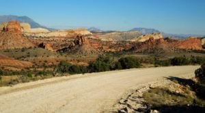 Take This Winding Road In Utah For Truly Breathtaking Views