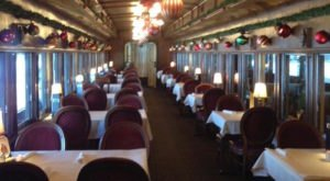 This Train In Illinois Is Actually A Restaurant And You Need To Visit