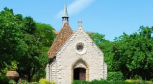 There's No Chapel In The World Like This One In Wisconsin