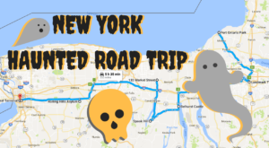 This Haunted Road Trip Will Lead You To The Scariest Places In New York