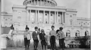 This Is What Washington DC Looked Like 100 Years Ago And It May Surprise You