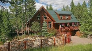 This Secluded Montana Lodge Is The Most Peaceful Place To Escape