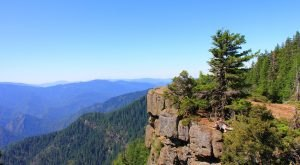 The Lookout At The End Of This Oregon Hike Will Let You See For Miles And Miles