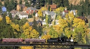 This Charming Colorado Town Is Perfect For An Autumn Day Trip