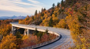 10 Country Roads In North Carolina That Are Pure Bliss In The Fall