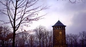 Most People Don't Know This Hidden Tower Features The Best Views In Delaware
