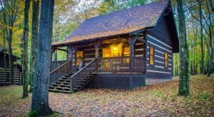 These 8 Cozy Cabins Are Everything You Need For The Ultimate Fall Getaway In Maryland
