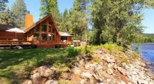 This Hidden Resort In Montana Is The Perfect Place To Get Away From It All