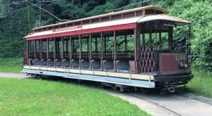 This Enchanting Trolley Ride In Maryland Will Take You Back In Time