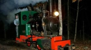The Haunted Train Ride Through Maine That Will Delight You In The Best Way Possible