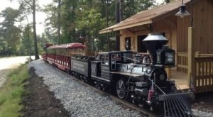 The Georgia Ghost Train That Will Terrify You In The Best Way Possible