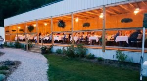 There's A Restaurant On This Remote West Virginia Farm You'll Want To Visit