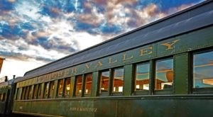 The Halloween Train Ride Through Utah That Will Delight You In The Best Way Possible