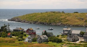 What Life Is Like Inside The Tiny Island In Maine With No Cars