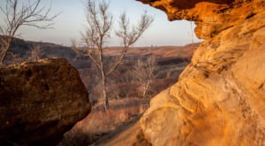 The Unrivaled Canyon Hike In Kansas Everyone Should Take At Least Once