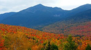 This Aerial Footage Of A New Hampshire National Forest Is Simply Mesmerizing