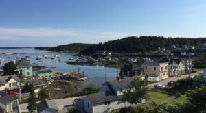 The Quiet Fishing Town In Maine That Seems Frozen In Time