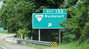 10 Towns Near Nashville With The Strangest Names You'll Ever See