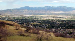 This Easily Accessible Trail In Utah Offers Breathtaking Views