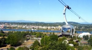 A Ride On This Tram Will Show You Portland Like Never Before