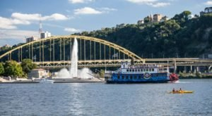 You'll Never Forget A Trip To These 10 Waterfront Spots Around Pittsburgh