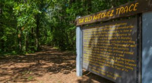 This Haunted Hike In Mississippi Will Send You Running For The Hills