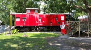 This Ice Cream Shop Inside A Mississippi Train Will Bring Out Your Inner Child