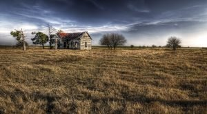 The Story Behind This Desolate Ghost Town In Oklahoma Is Truly Strange