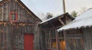 This New Hampshire Sugar House Will Serve You The Best Breakfast Ever