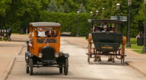 Step Back In Time With A Visit To This Historic Michigan Village