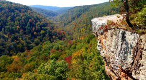 This Rugged Spot Is One Of The Most Popular Places In Arkansas For Good Reason