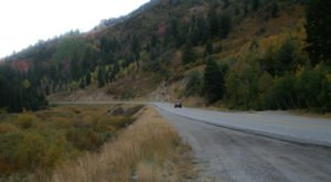 Driving On This Haunted Road In Utah After Dark Is Truly Terrifying
